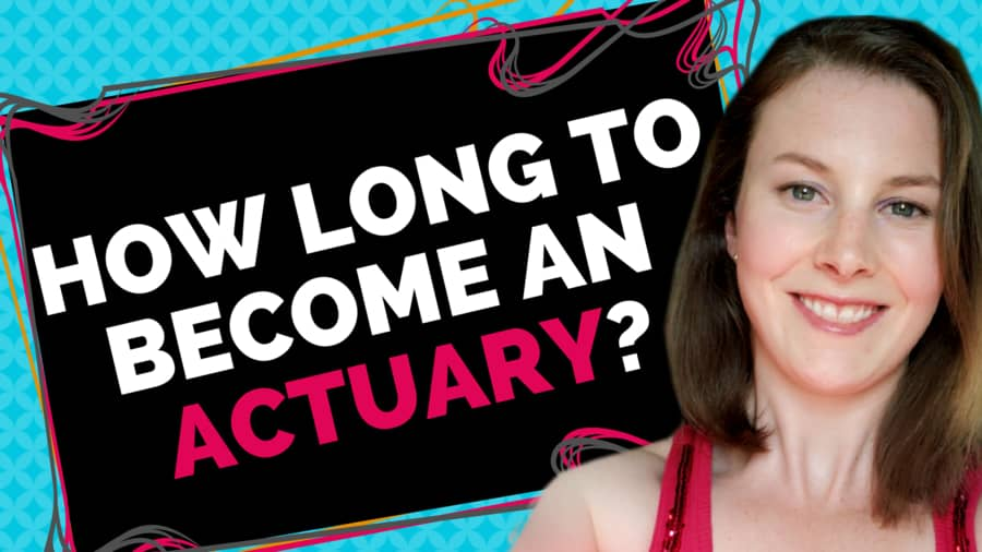 How Long Does it Take to Become an Actuary? Etched Actuarial