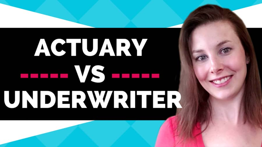 Actuary vs Underwriter What\u0027s the Difference? Etched Actuarial