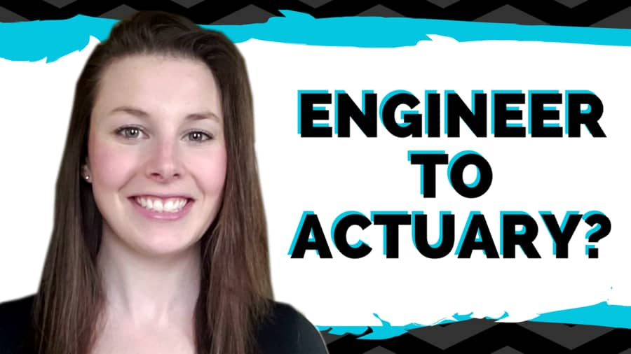 Can an engineer become an actuary? Etched Actuarial