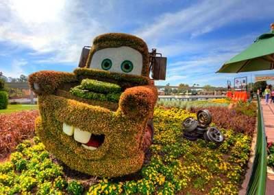 Mater in Radiator Springs