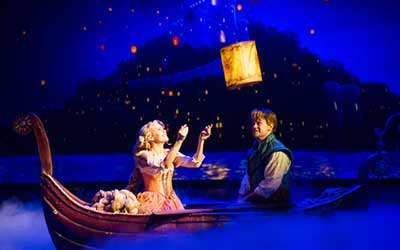 new tangled musical on the disney cruise line