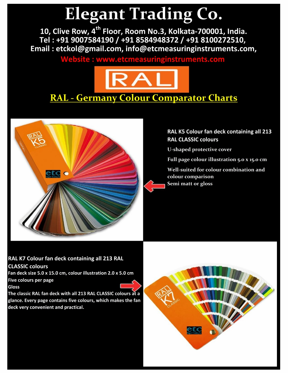 Ral Staalblauw Ral Colour Chart 2 Testing Inspection Measuring Instruments