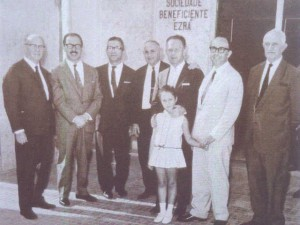 Dr. Adolpho Berezin - Diretoria da EZRA