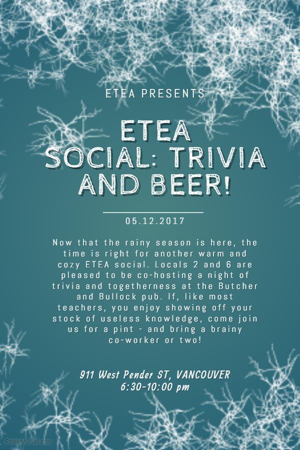 Copy of Winter Event Flyer Template ETEA