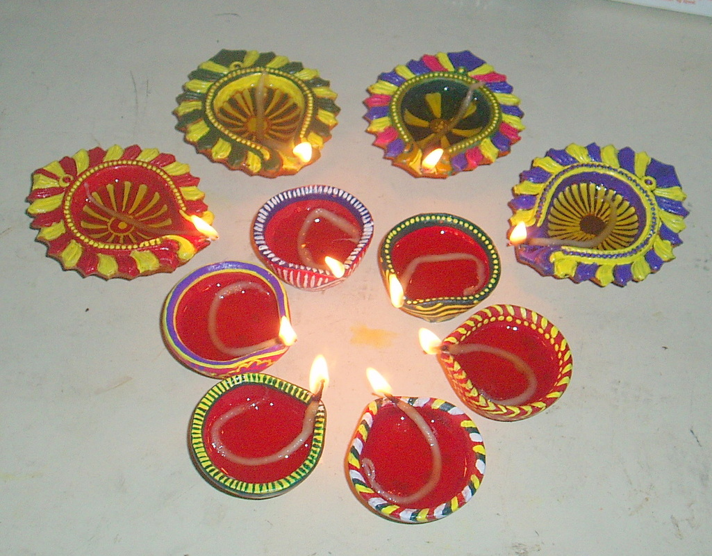Diwali Lamp Designs Diwali Wallpapers Free Diwali Lamps Decoration 4