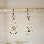 Gobi Cyclone Earrings