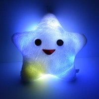LED Light Up Star Pillow | Eternity LED Glow