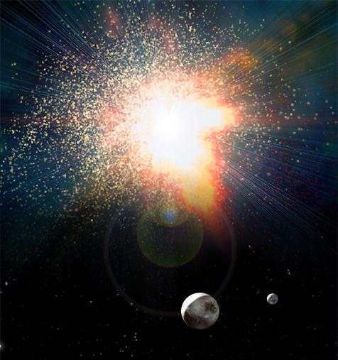Planeta X não é Nibiru!
