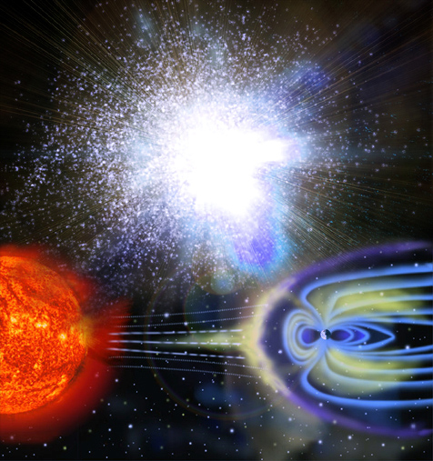 2012: Não haverá inversão geomagnética na Terra!