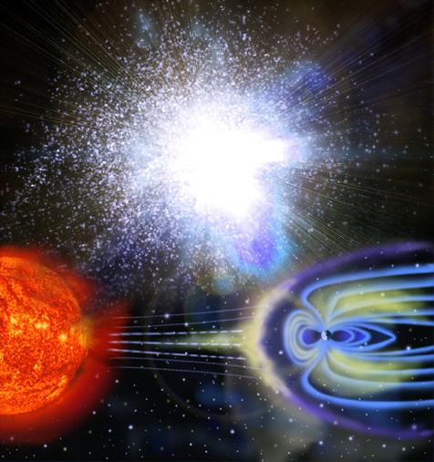 Não haverá inversão dos polos magnéticos da Terra