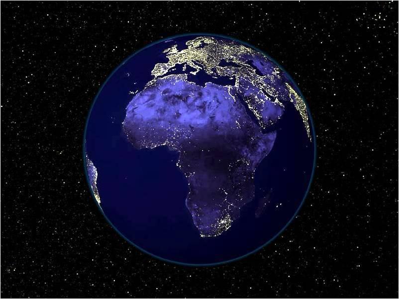 África, Oriente médio e sul da Europa