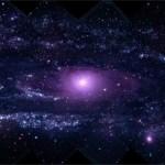 M31: SWIFT mostra a galáxia de Andrômeda em Ultravioleta
