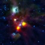 Herschel revela buraco no céu ao observar a nebulosa NGC 1999