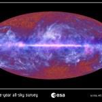 Novo mapa celeste gerado pelo Planck ajuda a entender como o Universo se formou