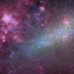 Dupla de astrônomos sugere que as Nuvens de Magalhães são galáxias roubadas de Andrômeda pela Via Láctea