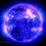A Terra foi atingida hoje (24/01/2012) pela maior tempestade solar dos últimos 7 anos