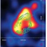 Fermi estuda misteriosos 'raios cósmicos' gerados por supernovas