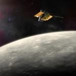 30 de abril de 2015 – A longa missão MESSENGER chegará ao fim quando a sonda se chocar com Mercúrio