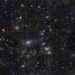 Mosaico da região central do aglomerado de galáxias de Virgem por Rogelio Bernal Andreo