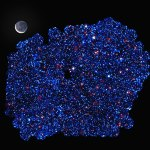 Caçada XXL de Aglomerados de Galáxias – Observações obtidas com os telescópios do ESO fornecem terceira dimensão crucial para sondar o lado escuro do Universo