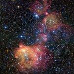 N55: Um belo exemplo de ornamentação estelar