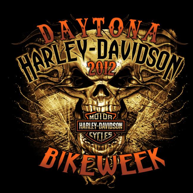 Daytona Harley-Davidson Bike Week 2012 Skull Blast – Eternyl Asylum