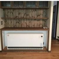 日本スティーベル 蓄熱暖房機