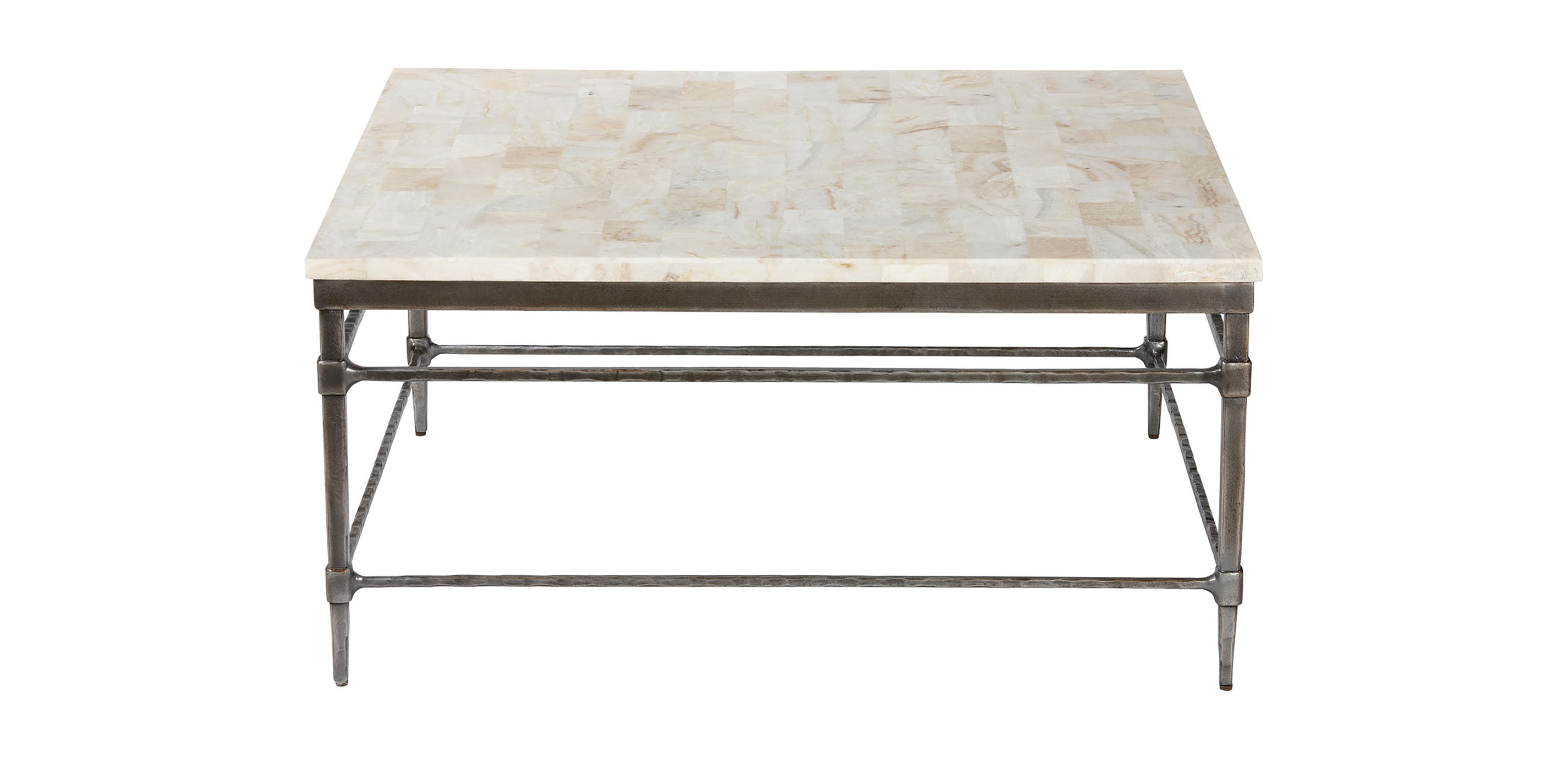 Marble Top Coffee Table Canada Vida Square Stone Top Coffee Table Coffee Tables Ethan