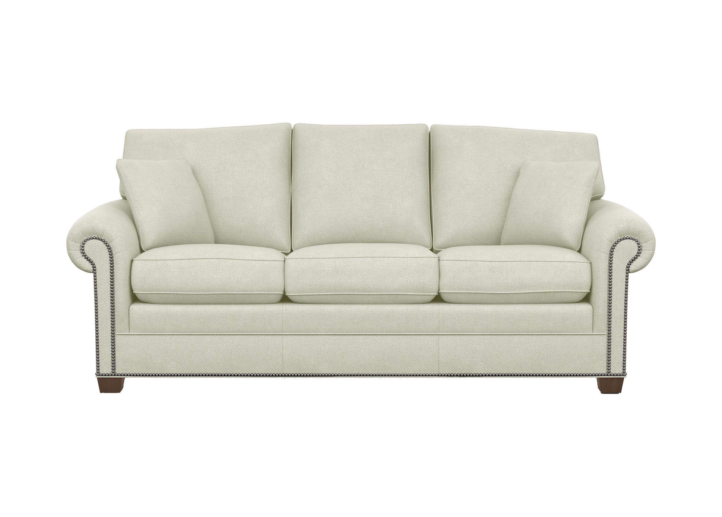 Sofa Queen Conor Queen Sleeper Sofa The Conor Collection Ethan Allen