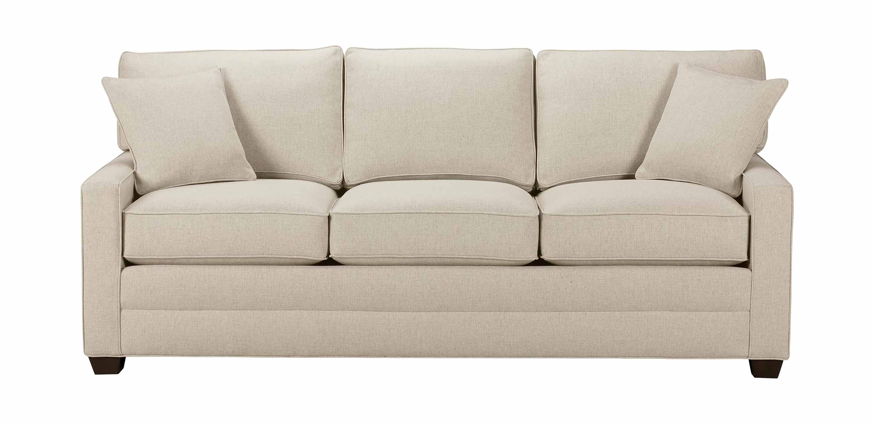 Sleeper Sofa Quick Delivery Bennett Track Arm Sofas Quick Ship Sofas Loveseats Ethan Allen