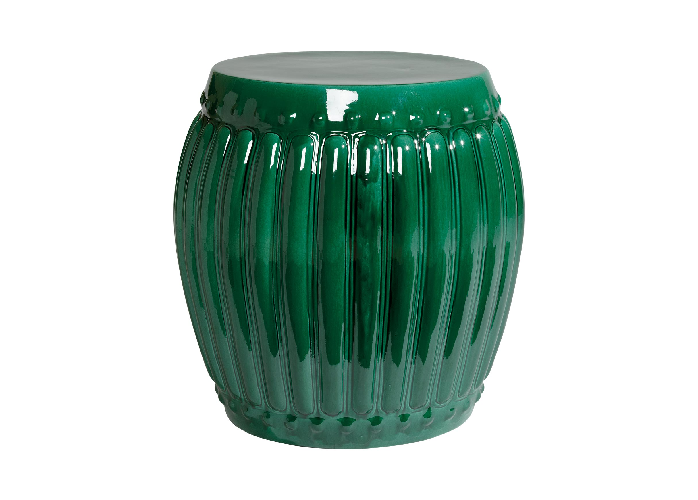 Emerald Drum Table Accent Tables Ethan Allen - Garden Furniture Clearance Ware