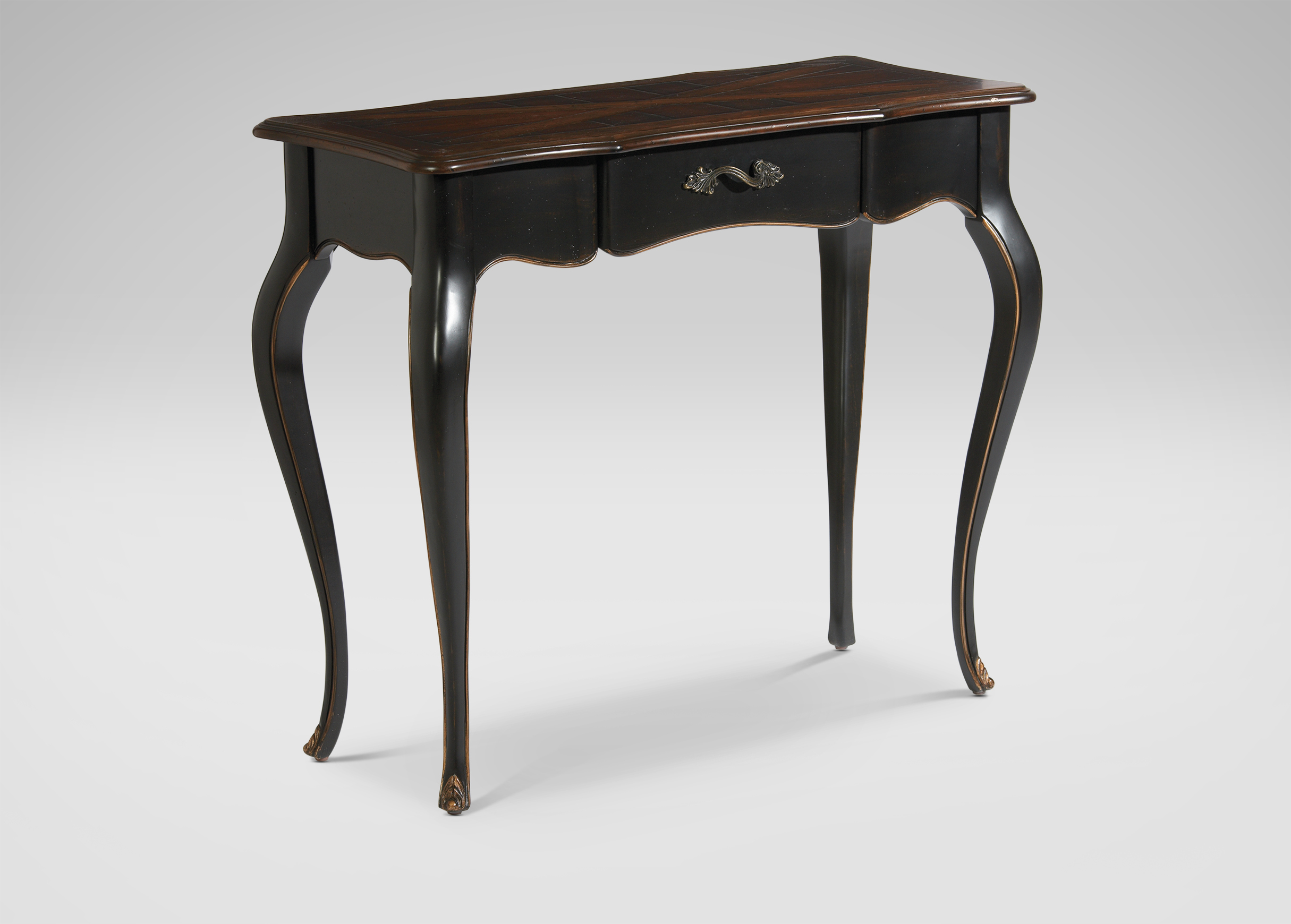 Black Console Table French Black Console Table Console Tables