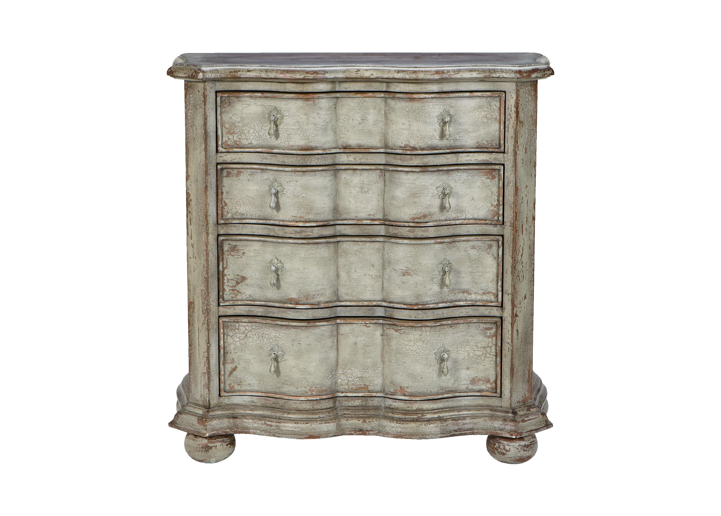 Living Room Storage Chest Lucca Serpentine Chest Cabinets And Chests Ethan Allen