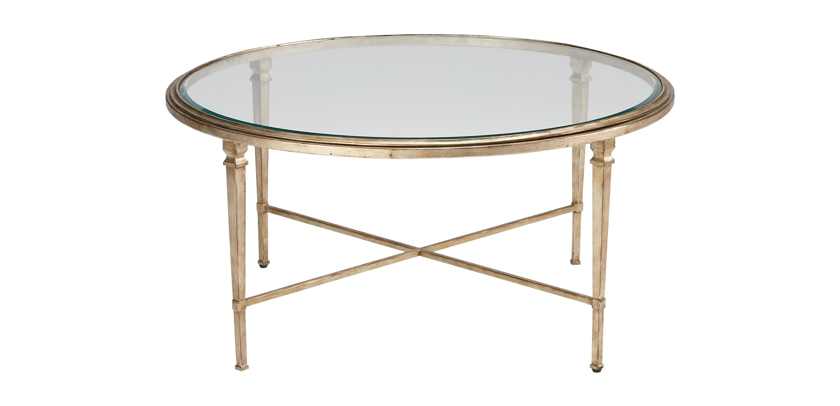 Images Of Round Coffee Tables Heron Round Coffee Table Ethan Allen