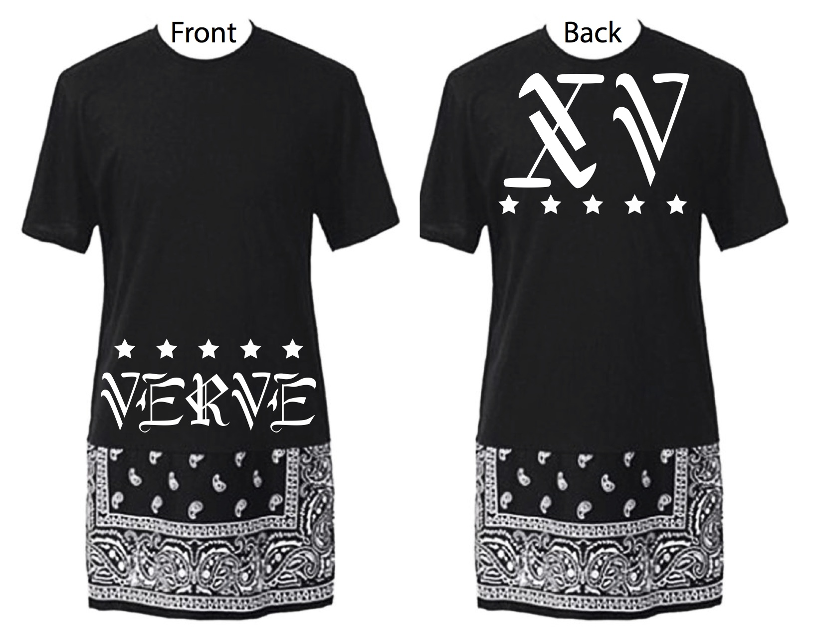 Verve showcase t shirt design 2015 v3bn