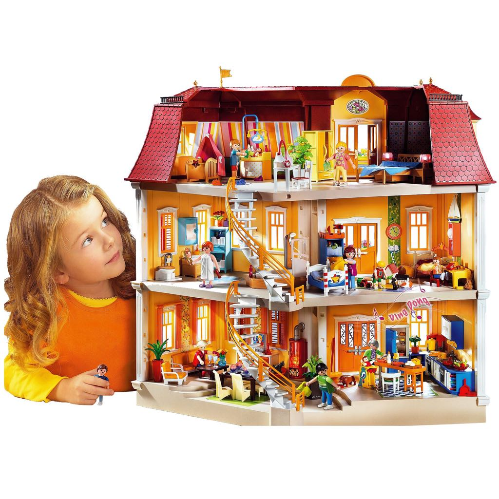Dollhouse Playmobil Grand Mansion Playmobil Dollhouse 5302 From Sort It Apps