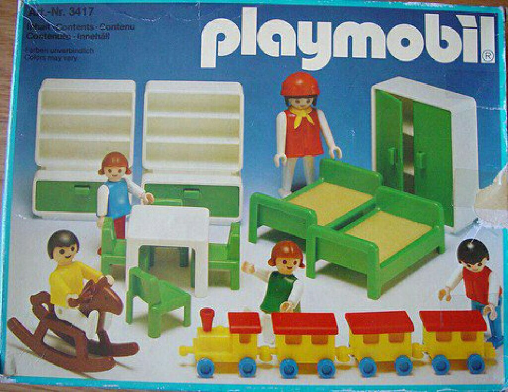 Chambre Playmobil Chambre D Enfants Playmobil Maison 3417 From Sort It Apps