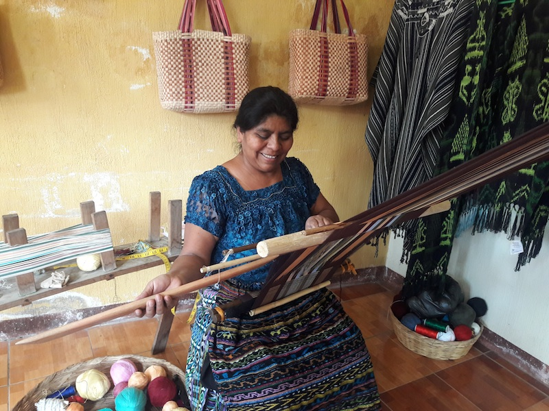 Guatemala Weaving Cooperatives