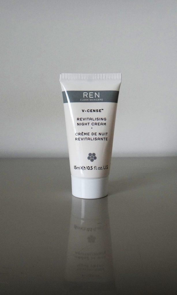 REN – V-cense crème de nuit revitalisante