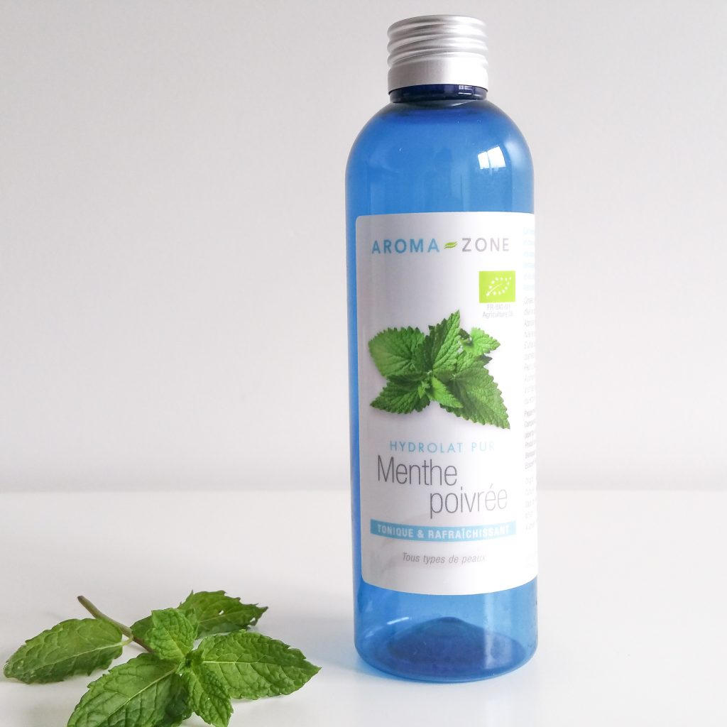 Hydrolat de menthe poivrée bio – Aroma-zone