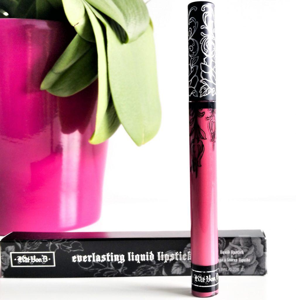 Everlasting liquid lipstick de Kat Von D