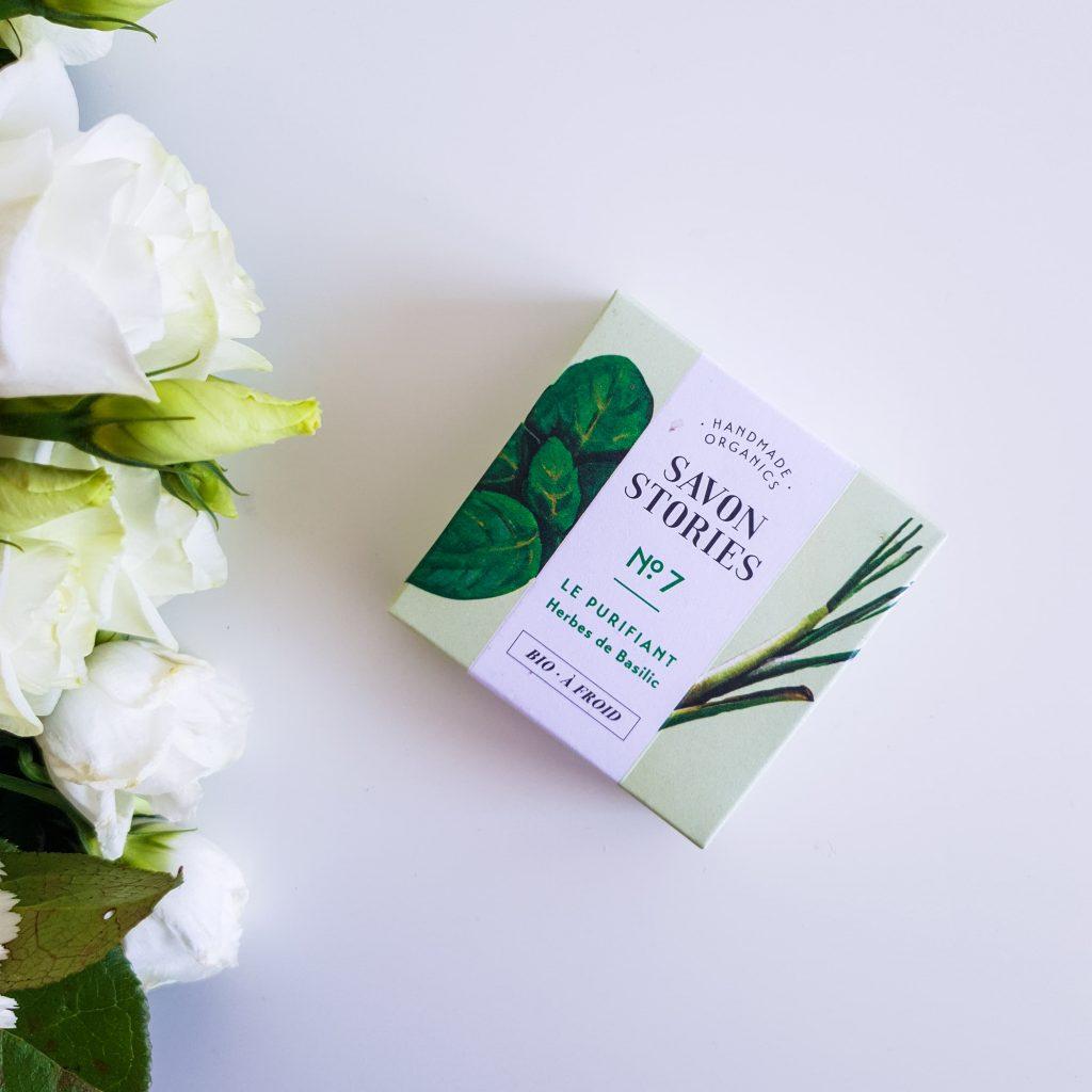 Savon bio à froid N°7 Le Purifiant – Savon Stories