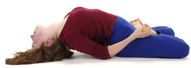 Matsyasana yoga