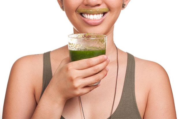 martha green juice