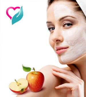 apple face pack