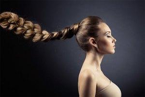 Vitamin-E-hair