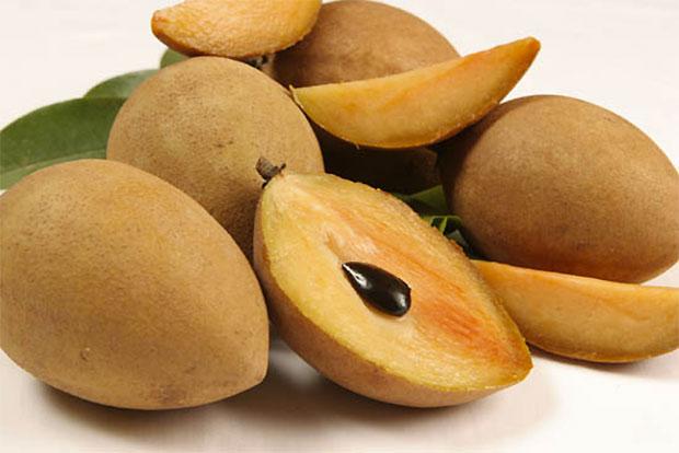 chikku fruit
