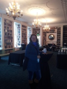At EPIC 2013 and so excited to be meeting my ethnography heroes in the science and history soaked halls of the Royal Institution.