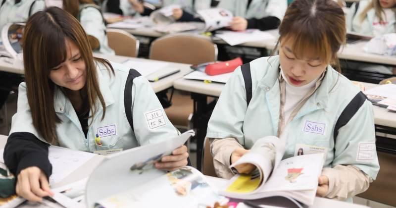 11/16(木)住田美容専門学校にて撮影講座を開催しました。