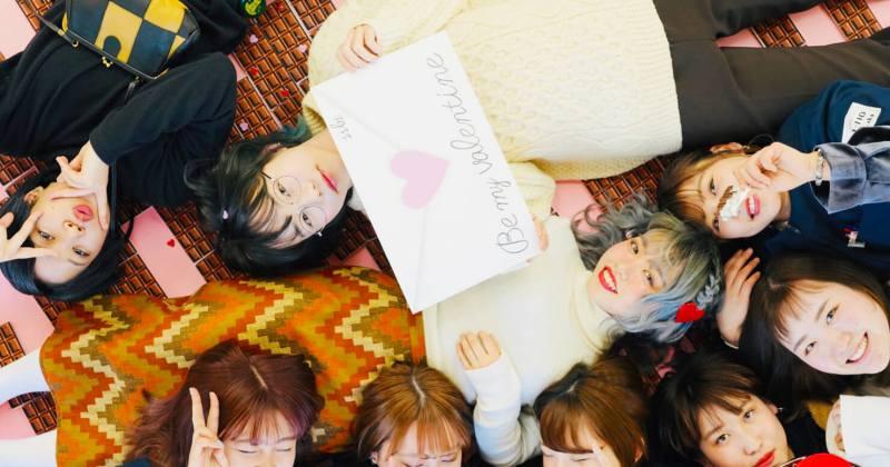 住田美容専門学校 新プロジェクト「スミダらしい季節をイメージした作品制作」第2弾を行いました。